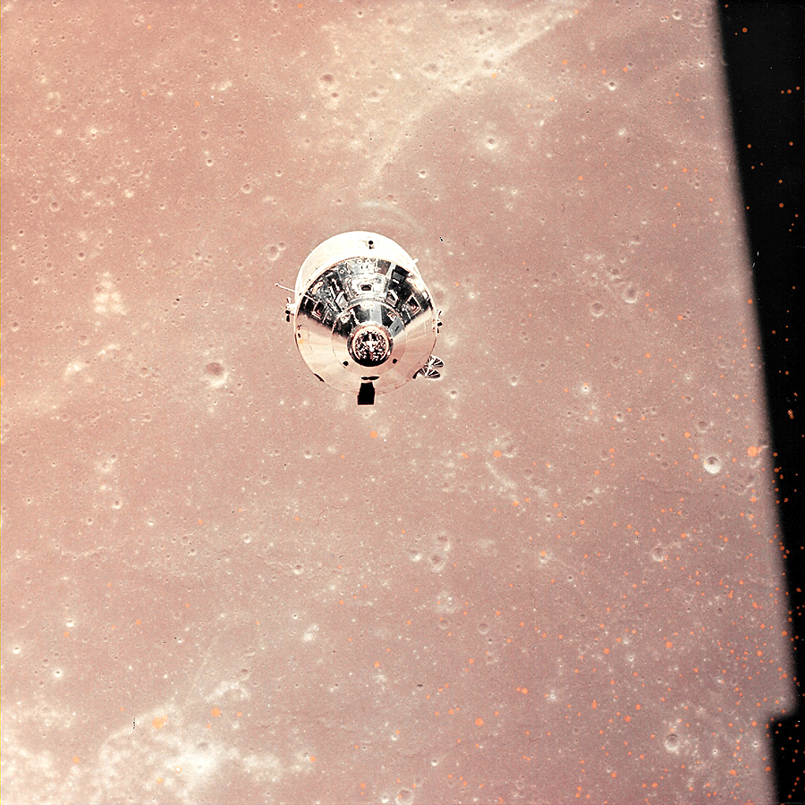Apollo 11 Photograph